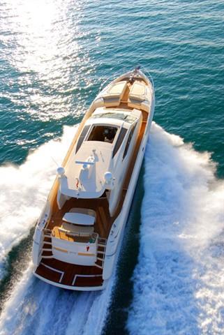 the Dalla Pieta 72' HT -private yacht charter in Croatia