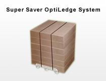 Optiledge plastic pallet swift