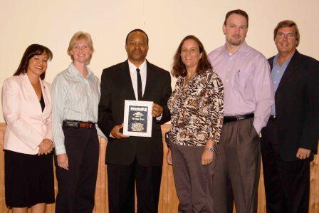 Home Depot Employees were honored by Goodwill Industries of Southwest Florida