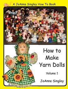 How To Make Yarn Dolls