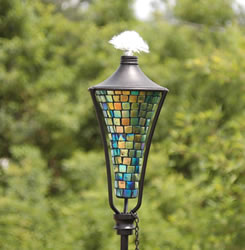 Outdoor Tiki Torches Take The Spotlight At Newer Online