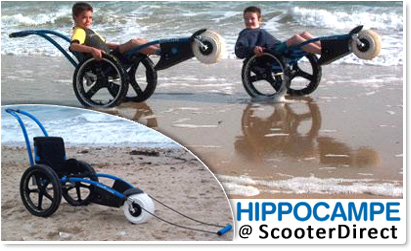 Hippocampe All Terrain Wheelchairs