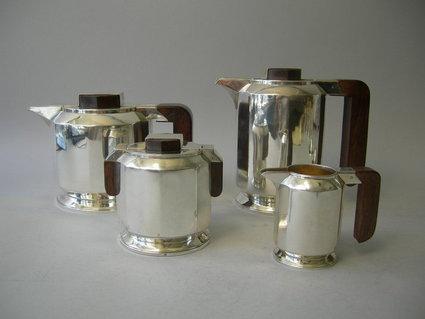 Puiforcat Art Deco Set