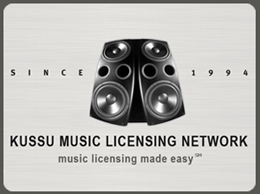 Kussu Music Licensing Network