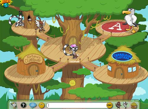 Sifaka World - Designed By Two Animators! LLP