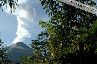 Arenal Volcano and National Park Costa Rica