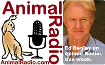 Ed Begley Jr is on Animal Radio(r) this week