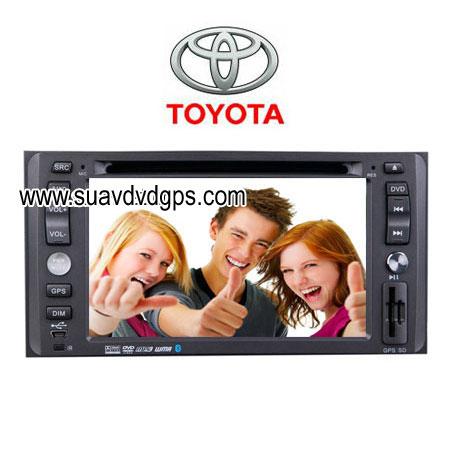 """6.5""""Car DVD GPS Navi systems For corolla/RAV4/Vios/Terios/Hilux/Land cruiser"""