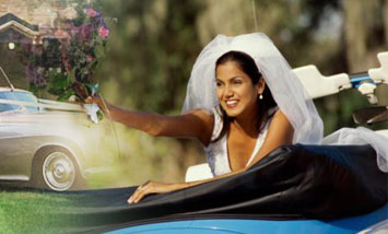 Wedding Car Service Ireland