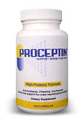 Proceptin is a treatment for male infertility