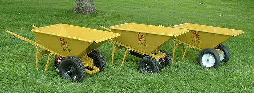 Curb King Introduces A New Line Of Wheelbarrows Curb