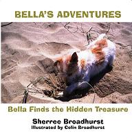 Bella Finds The Hidden Treasure