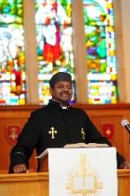 BISHOP JOE SIMON, GLOBAL AMBASSADOR AND SPIRITUAL ADVISOR TO THE WORLD CONFERENCE