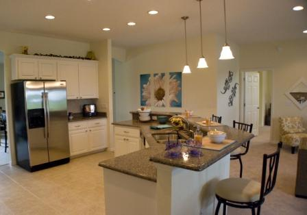 Highland homes sponsors a new kind of facebook contest prlog for New model kitchen