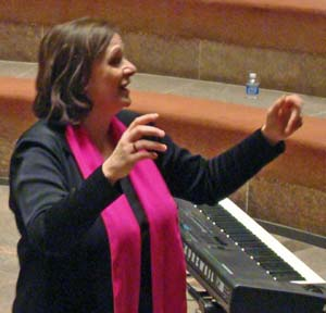 Assistant Director Laura Schanes Romstedt