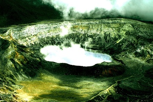 Costa Rica, lots of scope for the development of more geothermal power plants