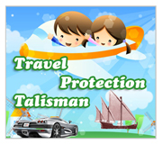 Travel Protection Charms and Crystals