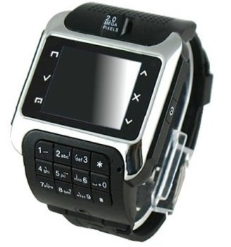 Flex 110 Watch Phone @ www.3gwatches.com