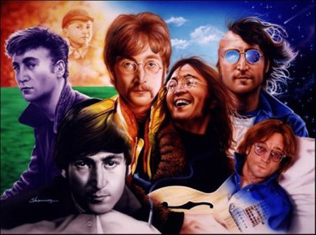 """""""The Seven Faces of John"""" by Shannon"""