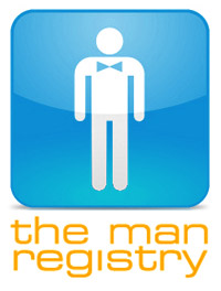 TheManRegistry.com Logo