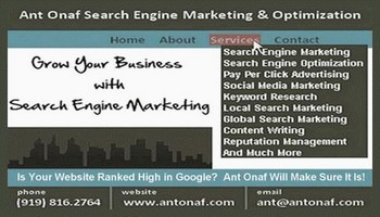 Raleigh Durham Seo Expert Offers Free Search Engine Optimization