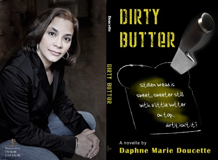 Daphne Doucette, Author of Novella Dirty Butter