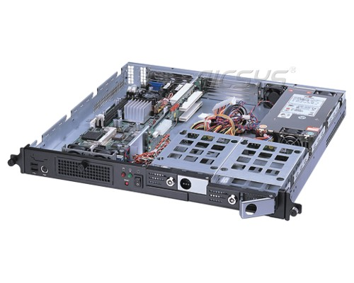 1u Rackmount Chassis For Single Board Computer