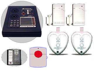 Medical Alert System Visitor Announcer Home Security
