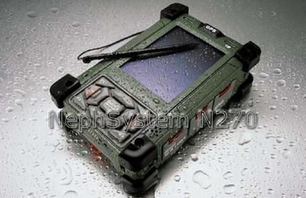Ultra-Rugged/Military Grade PDA