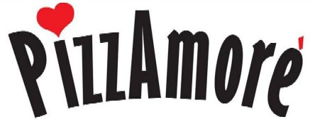 PizzAmore Logo