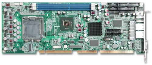 Portwell's New ROBO-8779VG2A, an Intel Core 2 Quad processor based PICMG 1.0 SBC