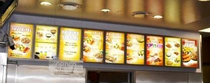 ecotek lighting installs backlit led menu boards at yoshinoya