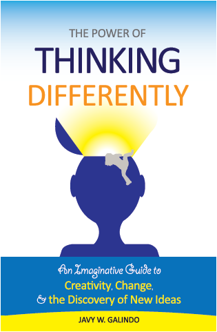 The Power of Thinking Differently (front cover)