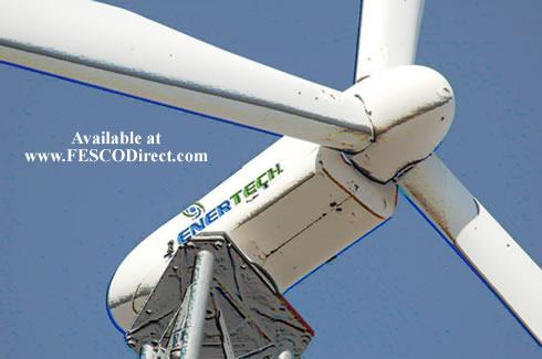 Enertech E 13 Small Wind Turbine