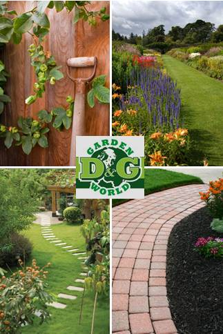 Get 10% off garden landscaping this winter 2009!