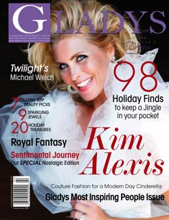 Gladys Magazine Holiday Most Inspiring People Issue 2009