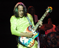 "Todd Rundgren during ""A Wizard, A True Star"" live in Akron, OH 2009"
