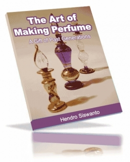 How to make perfumes ebook