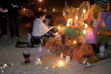 Day of the Dead: photo courtesy Mano a Mano: Mexican Culture Without Borders