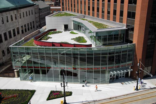 Rutgers Business School opens state-of-the-art building