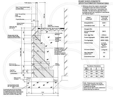 Structural Drawings Working CAD Drawings for Retailing