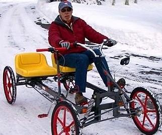 Bicycle Motor Electric Tumtumcar John Taylor Prlog