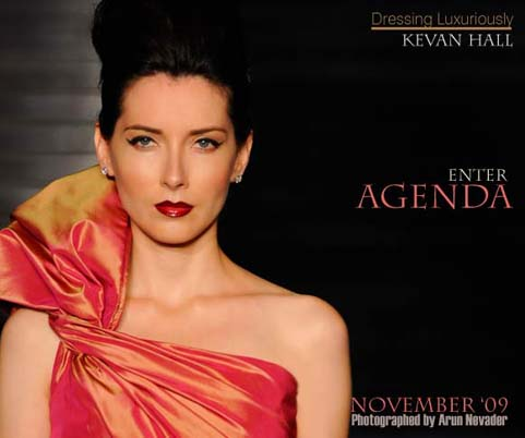Agenda Magazine November 2009 Issue