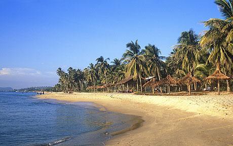 Phu Quoc beach, Vietnam - Photo by Getty