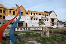Broadcreek Villas Progress