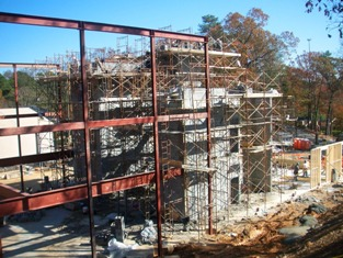 Rockledge's Ultimate Clubhouse is Under Construction