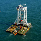 Certification of Belgian offshore installations by SGS Statutory Services Belgium