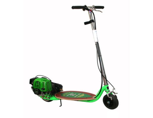The Go-Ped Pro-Ped Stand-Up Gas Scooter Is Legal For Sale In