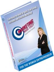Marketing Made Easy Woman Entrepreneur