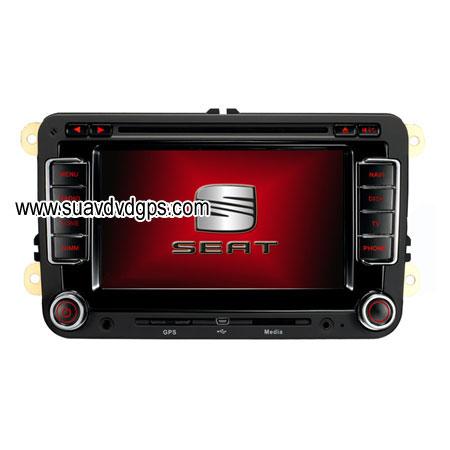 SEAT TOLEDO 2004-2009 GPS NAVIGATION RNS DVD AUTORADIO